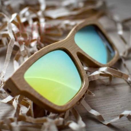 Mediniai akiniai nuo saulės CityWolf CW66