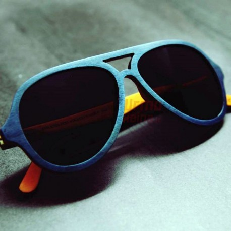 Mediniai akiniai nuo saulės CityWolf CW72