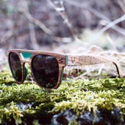 Mediniai akiniai nuo saulės CityWolf CW65