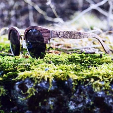 Mediniai akiniai nuo saulės CityWolf CW73