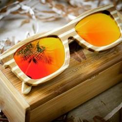 Mediniai akiniai nuo saulės CityWolf CW75