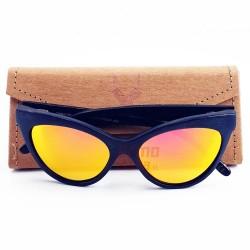 Mediniai akiniai nuo saulės CityWolf CW68