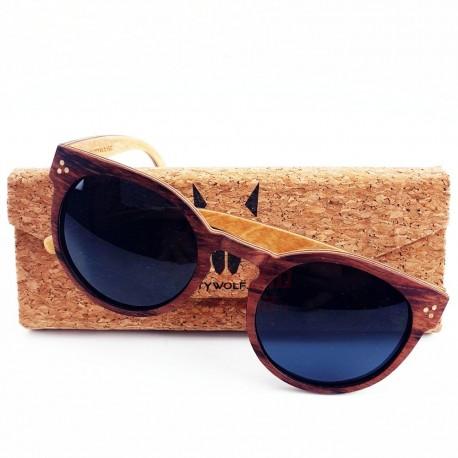 Mediniai akiniai nuo saulės CityWolf CW71