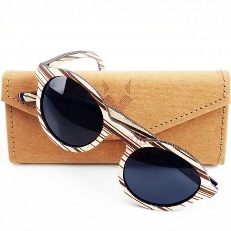 Mediniai akiniai nuo saulės CityWolf CW62