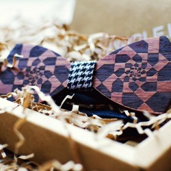 CityWolf medinė peteliškė | Varlytė V07