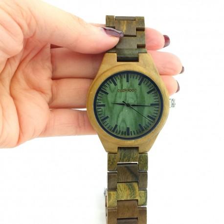 Medinis laikrodis VeraWood