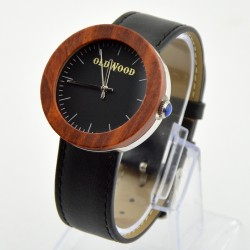 Medinis laikrodis OldWood WL38