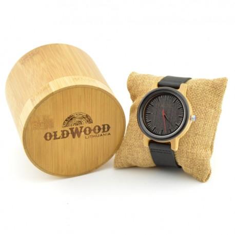 Medinis laikrodis OldWood ML42