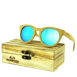 Mediniai akiniai nuo saulės OldWood MA03