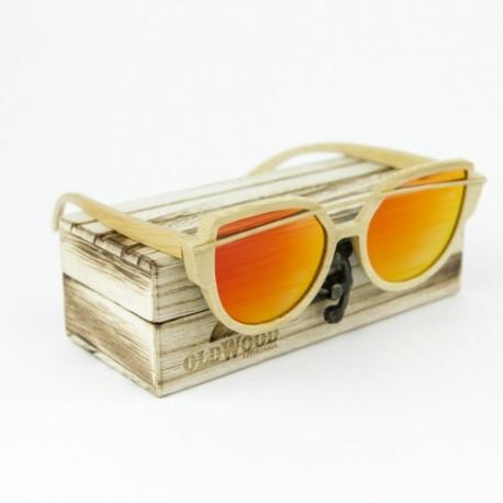Mediniai akiniai nuo saulės OldWood MA14