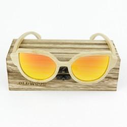 Mediniai akiniai nuo saulės OldWood MA15